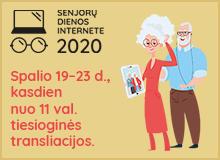 Senjorų dienos 2020